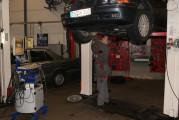 Reparatur, Ersatzwagen, Inspektion, Kostrzewa